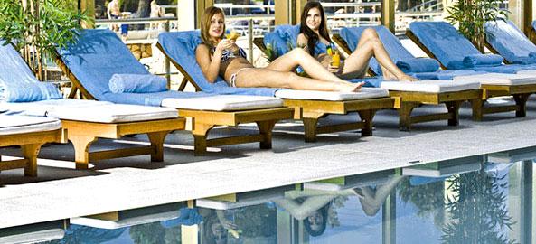 Czarnogóra Hotele z basenem krytym